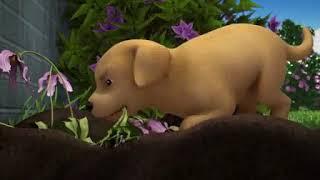 Alvin e os esquilos : Musica - Eu amo meu Cachorro  ( Parte 2 )
