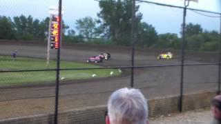 Marshalltown Speedway Mod Lite Feature