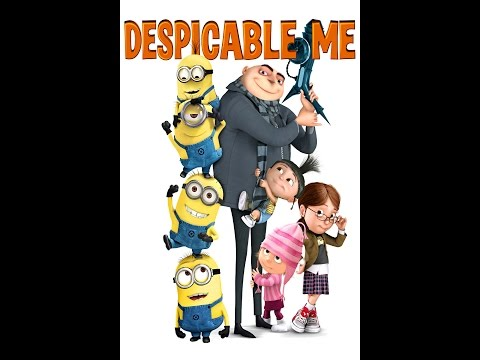 Despicable Me-Akash Sovis(I'm having a bad day)