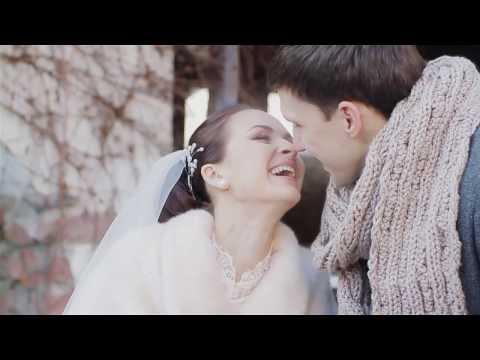 Красивая зимняя свадьба Киев| Свадьба зимой Киев |