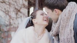 LIFEMEMORY.TV Красивая зимняя свадьба Киев | Свадьба зимой Киев | ресторан Соби клаб Киев
