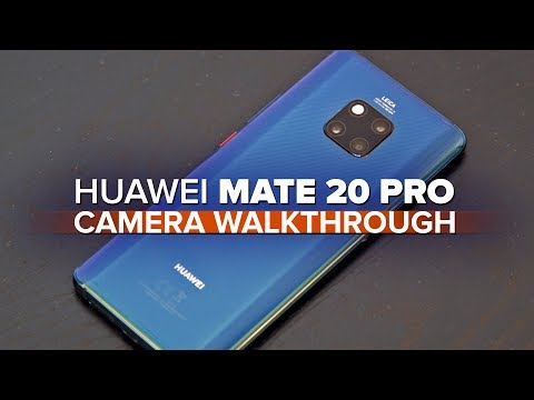 Huawei Mate 20 Pro's triple cameras take on London