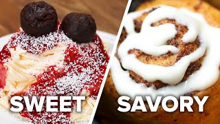 Sweet & Savory Tricks