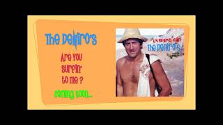 The DeNiro's. Surf Music. Teaser 5. Are you surfin' to Me?
