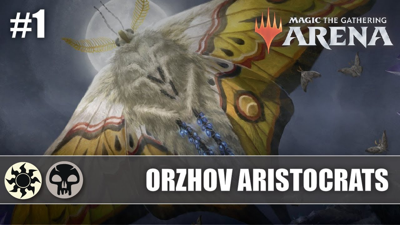 Mtg Arena Ikoria Standard Orzhov Aristocrats 1 Youtube 2,586 likes · 4 talking about this · 1,111 were here. youtube