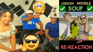 J-hope 'Chicken Noodle Soup - Becky G - With Al Chauncy Part 2 - KITO ABASHI REACTION