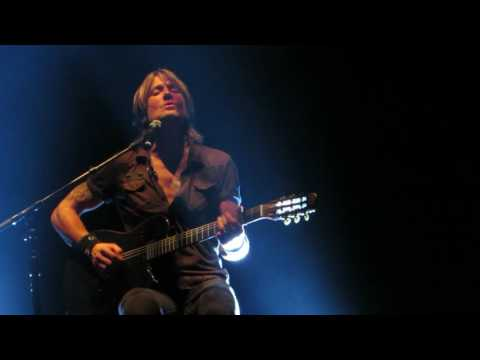"Keith Urban ""You'll Think Of Me"" Live @ Susquehanna Bank Center"