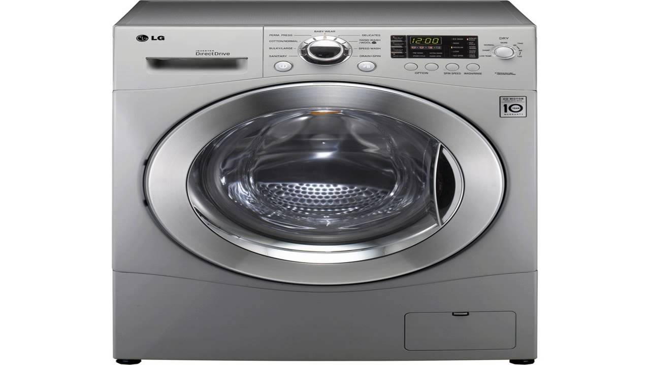 Lg 2 3 cu ft all in one washer and dryer - Lg Wm3477hs 2 3 Cu Ft Large Capacity 24 Compact All In One Washerdryer Co