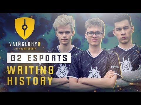 G2 Esports: Writing History