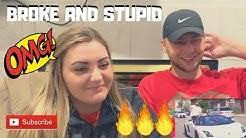 "Joyner Lucas ""Broke and Stupid"" (Official Music Video) - REACTION"