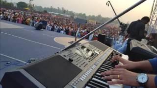 Aazadi - Anand Masih | Worship Warriors (Live) at 'Bless Punjab Festival 2016'