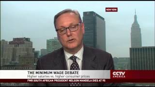 The minimum wage debate