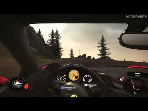 The Crew - Pikes Peak HillClimb Gameplay