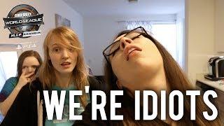 WE'RE IDIOTS: AirBnB Adventures