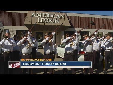 American Legion Volunteer Makes Sure All Veterans Get Full Military Honors At Funerals