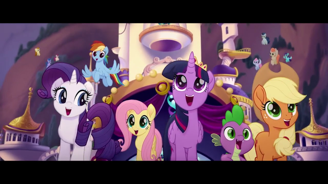 My little pony the movie we got this together official clip youtube - Apprendre a dessiner my little pony ...