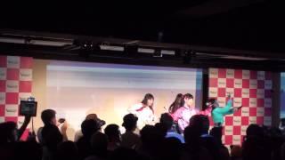 佐藤遥生誕祭の動画、途中で切れてしまっています.