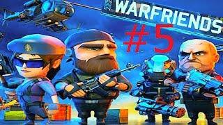 Дуэль онлайн WAR FRIENDS #5 Один на один Сражение онлайн  битва Большой выбор солдат и оружия