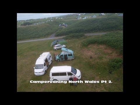campervanning north wales pt 2