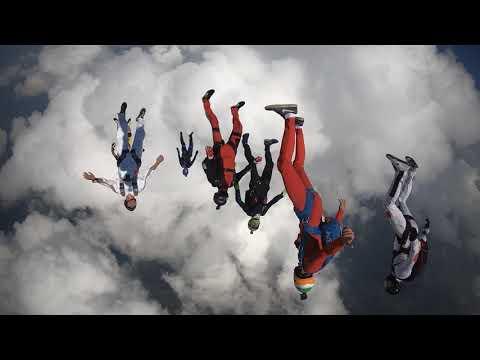Freefly Skydiving Russia (Vacuum CAMP #9) Red Bullets Team / Aerograd Kolomna