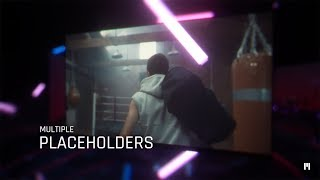 Cyberpunk Screens Template for mO2 FCPX and Motion Plugin