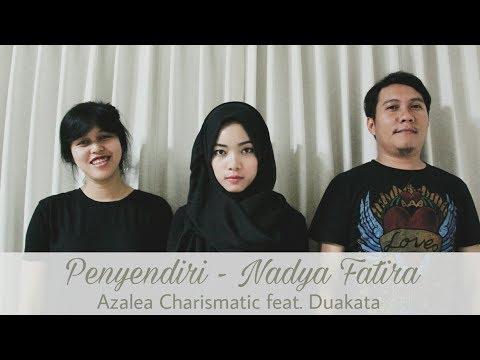 Penyendiri - Nadya Fatira (Cover) | Azalea Charismatic feat. Duakata | Violin & Guitar #ZelaCoverin