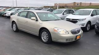 Video Used 2008 Buick Lucerne for sale at Ron Westphal Chevy