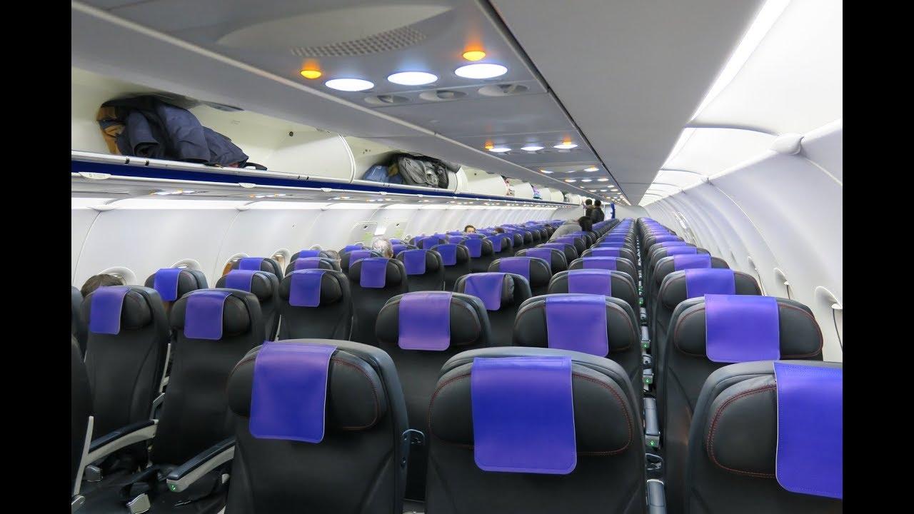 Flight report joon barcelona paris airbus a320 for Oficinas air france barcelona