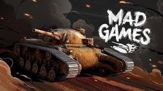 World of Tanks Blitz - Update 5.4 - 5.5 - Mad Games