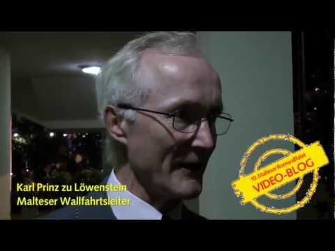 10. Malteser Romwallfahrt: Karl Prinz zu Löwenstein zieht ein Fazit