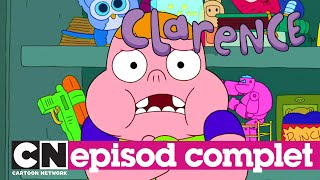 Clarence | Pedeapsă (Episod Complet) | Cartoon Network