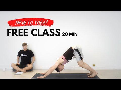 Yoga for BJJ: Free basic class