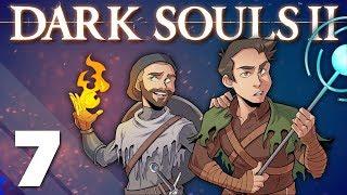 Dark Souls II Co-Op! - #7 - Mytha & the Smelter Demon