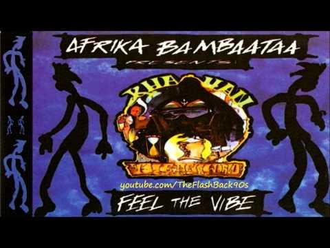Afrika Bambaataa - Feel The Vibe (Extended Mix)