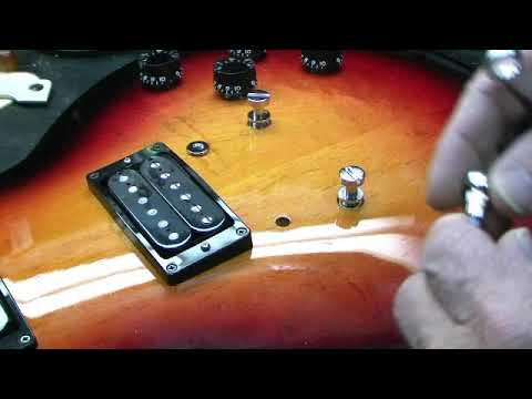 Buy Guitar Neck Screw Or Guitar Saddle Screw At Faber USA
