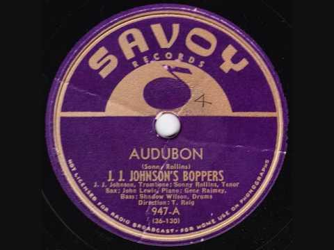 J. J. Johnson's Boppers - Audobon - 1949