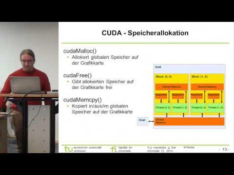 Vorlesung 06b: General purpose computing on graphics processing units (GPGPU)pgpu