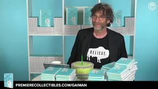 Download Neil Gaiman Answers 22 Questions About Himself Mp3