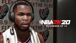 NBA 2K20 My Career Ep 13 - ENDORSEMENT EVENT!!