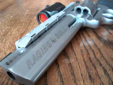 Taurus Raging Bull 44 Mag Review