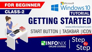 Class 2 | Getting Started with Windows 10