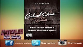 Cardinal Point Riddim Mix {LMR Pro Productions} [Dancehall] @Maticalise