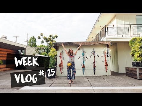 Travel guide vanuit hipster Portland // weekvlog 25 // Your Little Black Book