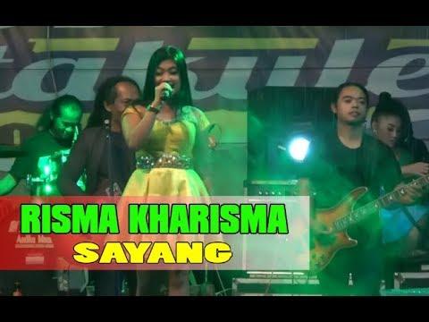 Risma Kharisma - Sayang - OM Monata LIVE Alun - Alun Kutoarjo 3 Januari 2018