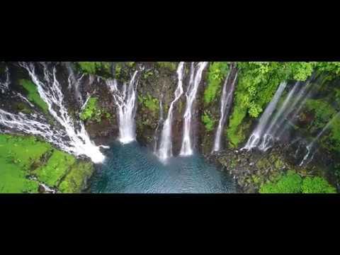 Île de la Réunion - 4k Drone