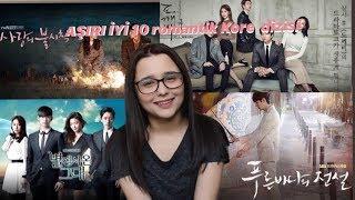AŞIRI İYİ 10 romantik Kore dizisi