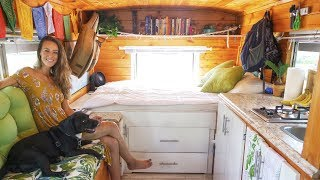 VAN LIFE ESSENTIALS | A Day In The Life Of A Female Traveler