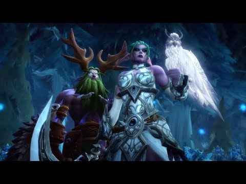 World of Warcraft: All Battle for Azeroth In-game Cinematics (Tides of Vengeance) Mp3