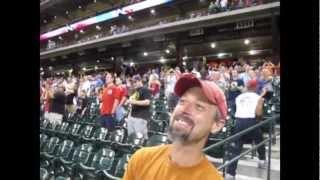 11 | Мототрип по США | Впервые на бейсболе| Traveling to USA