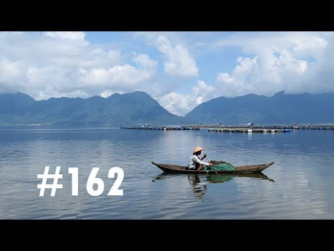 VLOG #162 MANINJAU LAKE IS MAGIC!